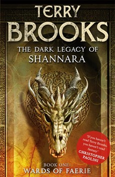 Talking airships in Terry Brooks's brand new Dark Legacy of Shannar novel WARDS OF FAERIE - perfect for fans of Christopher Paolini
