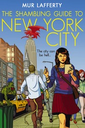 THE SHAMBLING GUIDE TO NEW YORK CITY cover