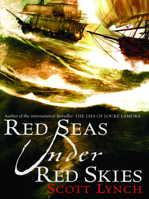 Red Seas under Red Skies (UK pb)
