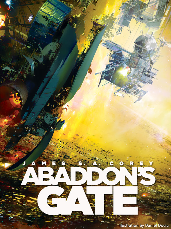 Image result for ABADDON'S GATE