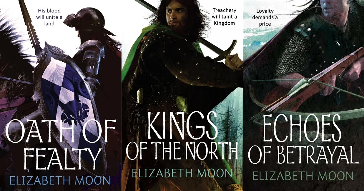 Paladin's Legacy Books 1-3