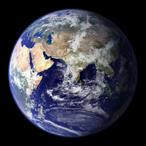 Earth (Photo: NASA)