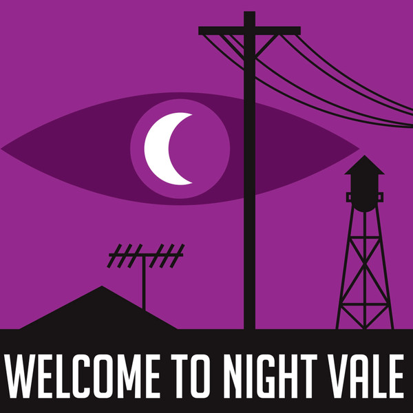 Night Vale logo by Rob Wilson