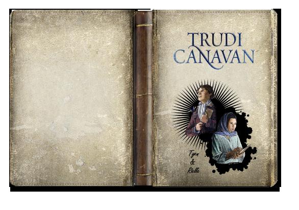 Trudi Canavan Ereader Cover