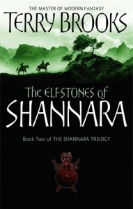 Book cover for the Elfstones of Shannara by Terry Brooks, soon tp be made into a TV series from MTV