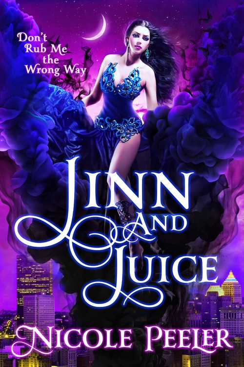 JINN AND JUICE by Nicole Peeler | Orbit Books
