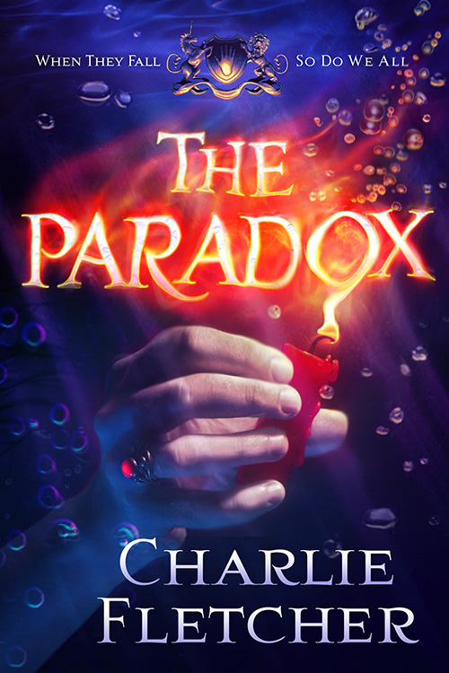 The Paradox: the sequel to The Oversight by Charlie Fletcher