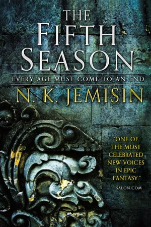 THE FIFTH SEASON cover