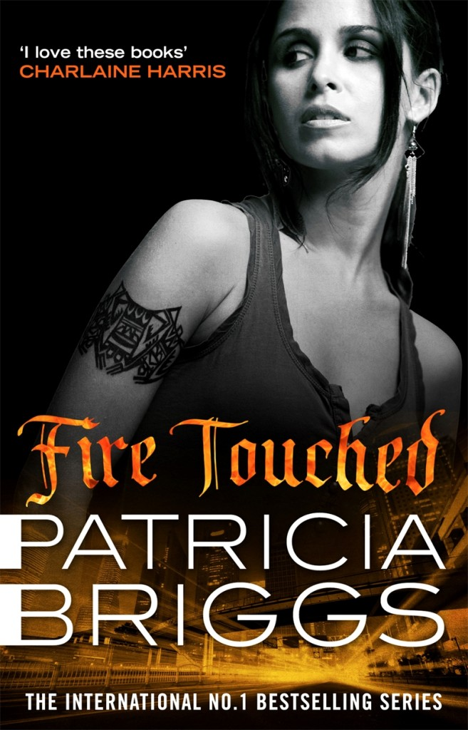 Fire Touched, the new Mercy Thompson urban fantasy novel by Patricia Briggs