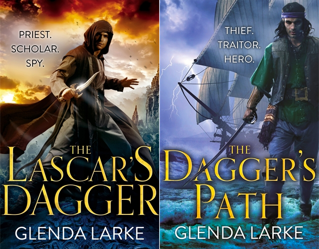 The Forsaken Lands: epic fantasy by Glenda Larke