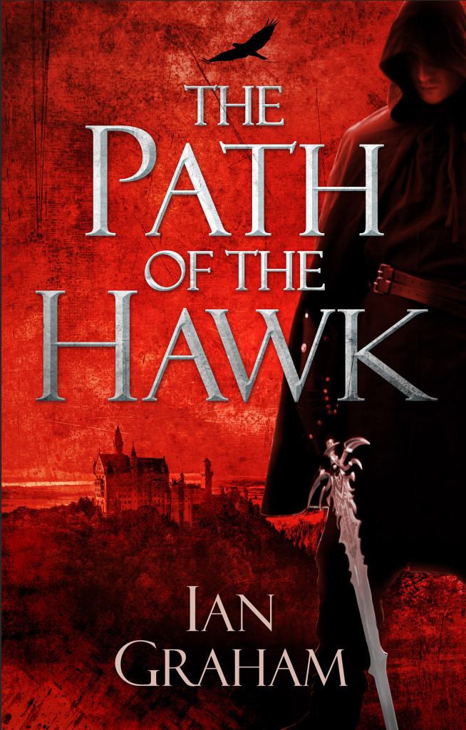 The Path of the Hawk: brnad new epic fantasy by Ian Graham, author of the grimdark classic MONUMENT