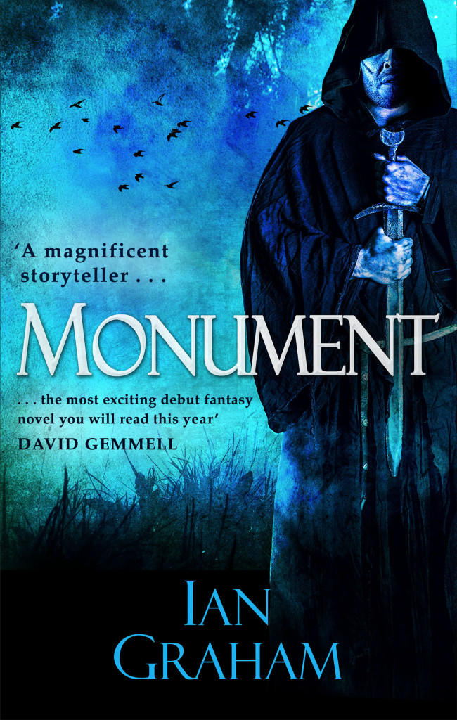 MONUMENT: epic fantasy by Ian Graham