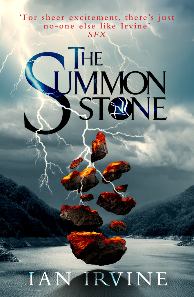 The Summon Stone: epic fantasy by Ian Irvine