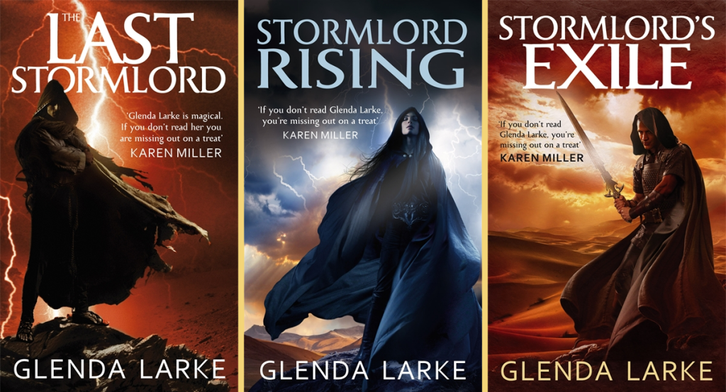 The Stormlord Trilogy: Award-winning epic fantasy by Glenda Larke