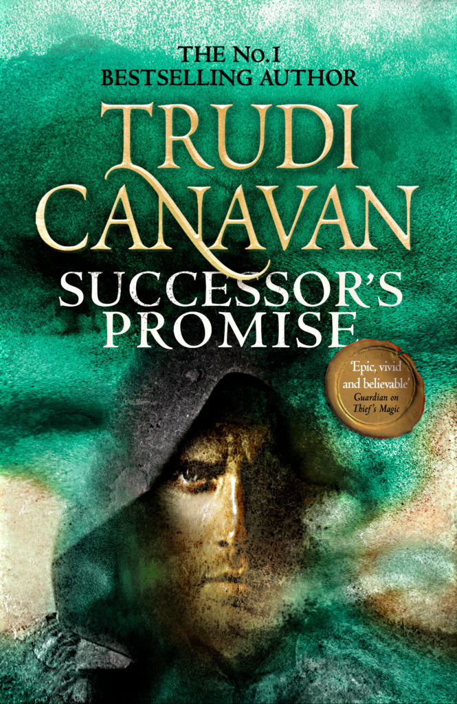 Successor's promise by Trudi Canavan, book 3 of Millennium's Rule
