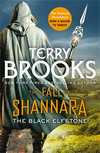 THE BLACK ELFSTONE, book one in the epic fantasy series the Fall of Shannara by Terry Brooks