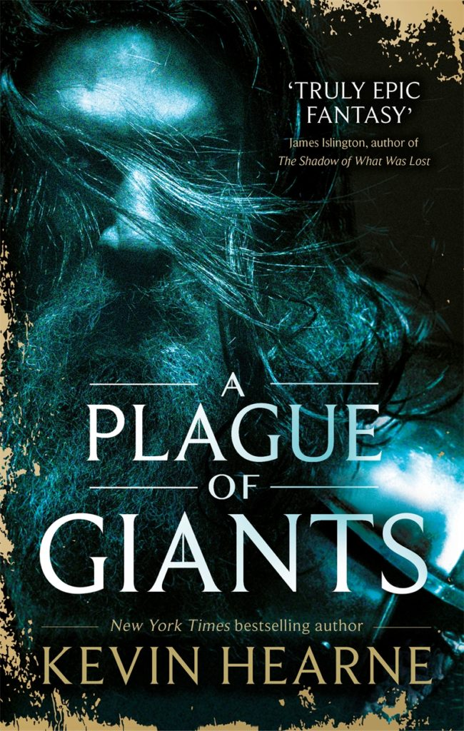 A Plague of Giants, a new epic fantasy from Kevin Hearne, author of the Iron Druid Chronicles