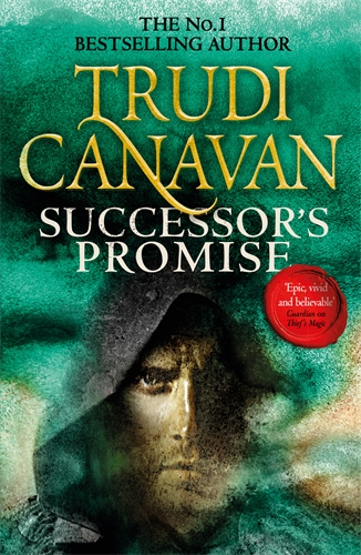 Succesors Promise, book 3 of Millennium's Rule by Trudi Canavan