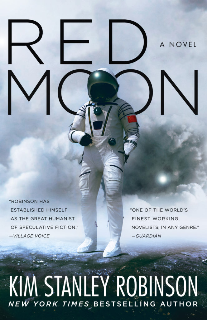 Cover of Kim Stanley Robinson's RED MOON