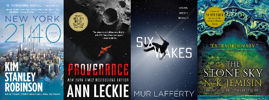 Hugo Award Nominees 2018