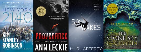 Hugo Award Nominees 2018