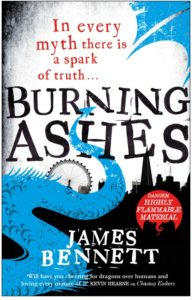 Burning Ashes by James Bennett