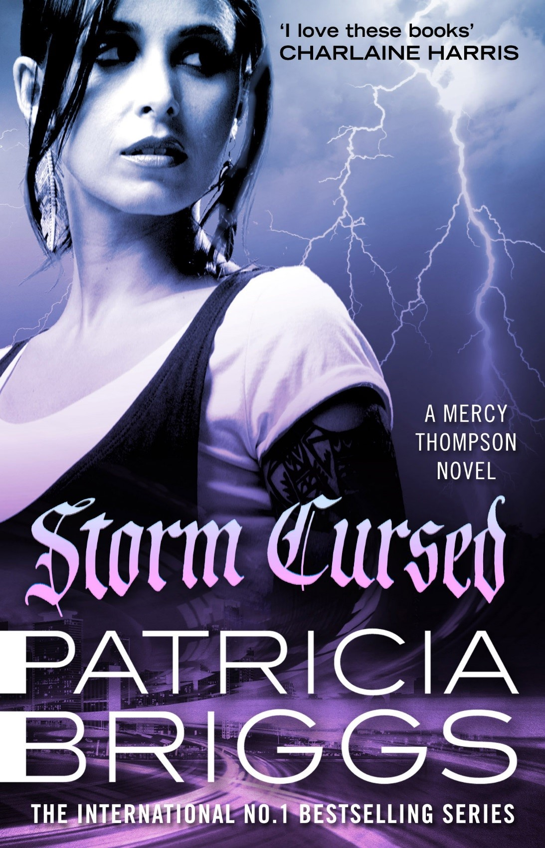 Cover Launch: STORM CURSED By Patricia Briggs