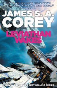 Book 1 of the Expanse by James S. A. Corey