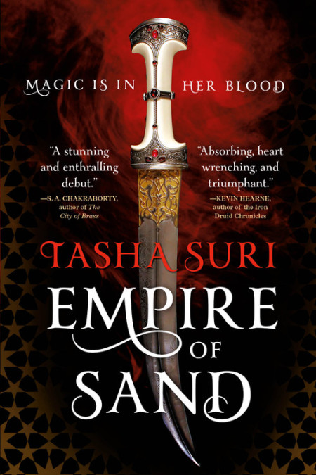9f551e2195 ... the Mughal India-inspired fantasy Empire of Sand, has been optioned for  TV by production companies Kronicle Media, Amyale and Rebel Maverick, ...