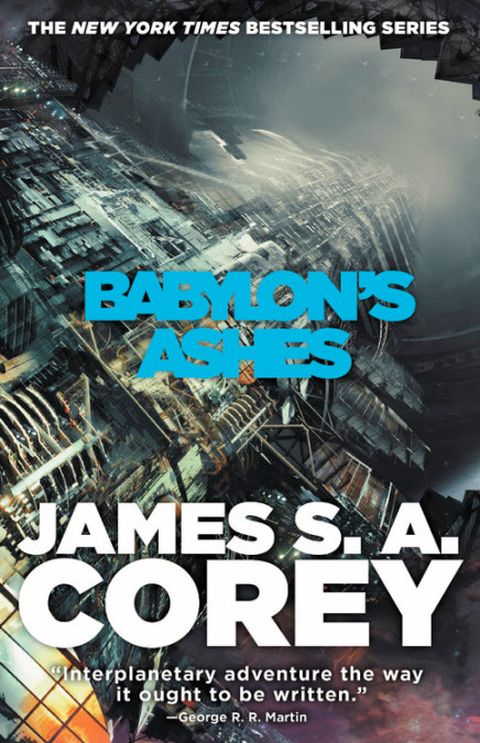 Book 6 of the Expanse by James S. A. Corey