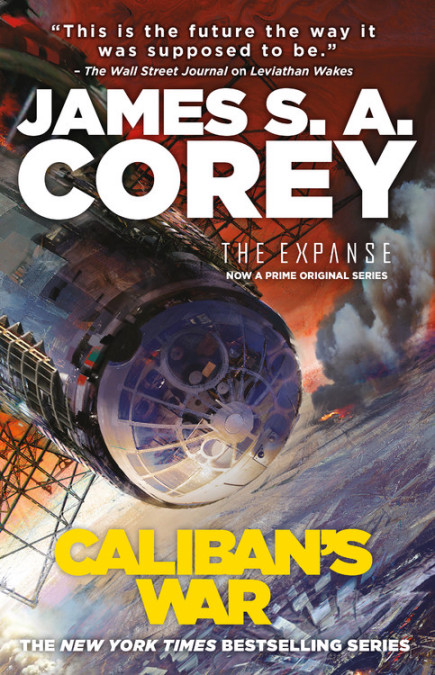 Book 2 of the Expanse by James S. A. Corey