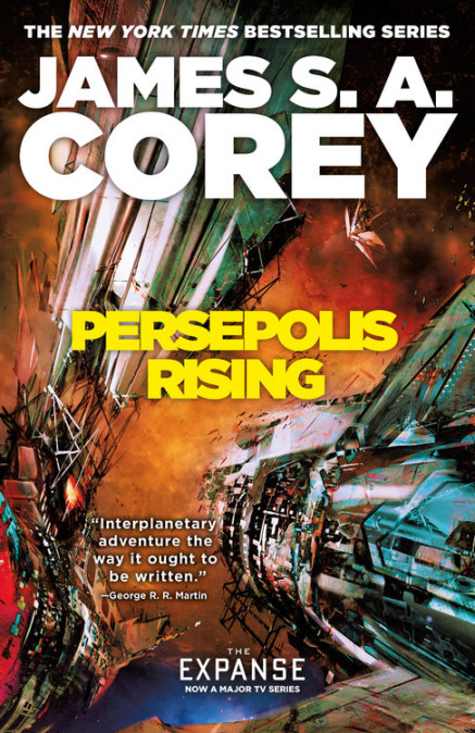 Book 7 of the Expanse by James S. A. Corey