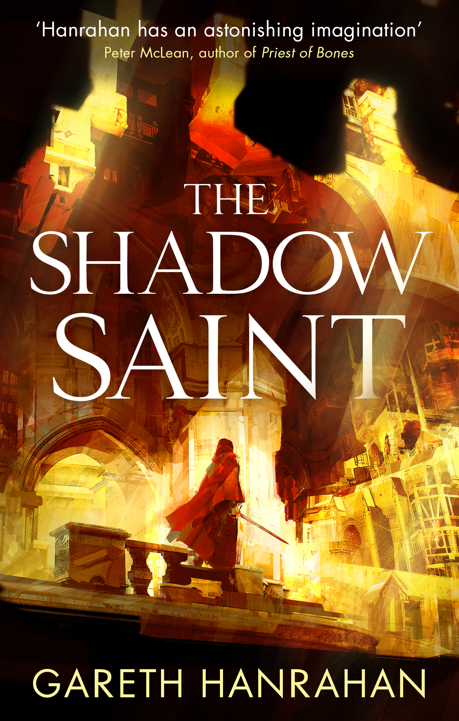 Image result for the shadow saint