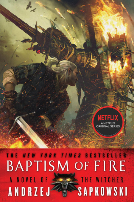 Baptism of Fire - the witches books
