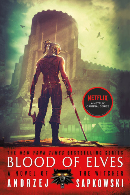 Blood of Elves - the witches books