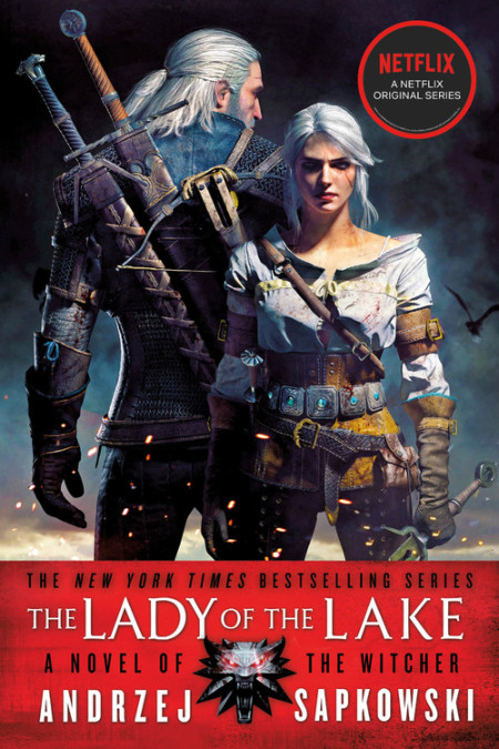 The Lady of the Lake - the witches books