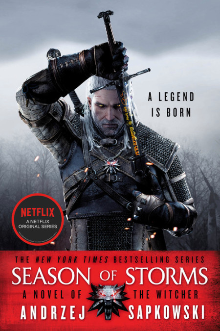 The Season of Storms - the witcher books
