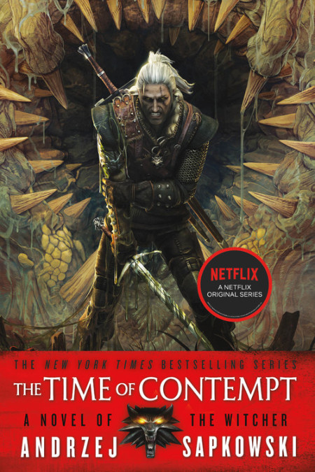 The Time of Contempt - the witches books