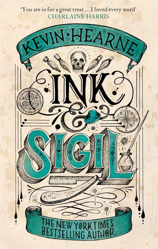 Ink & Sigil by Kevin Hearne