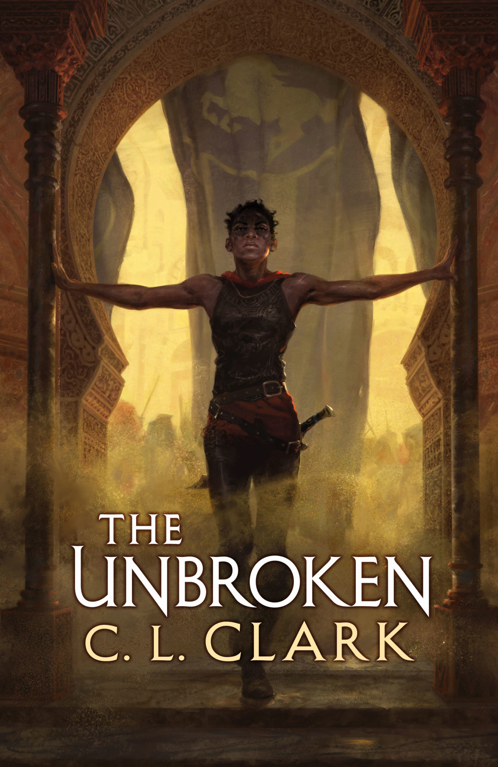 THE UNBROKEN by C. L. Clark - Orbit Books