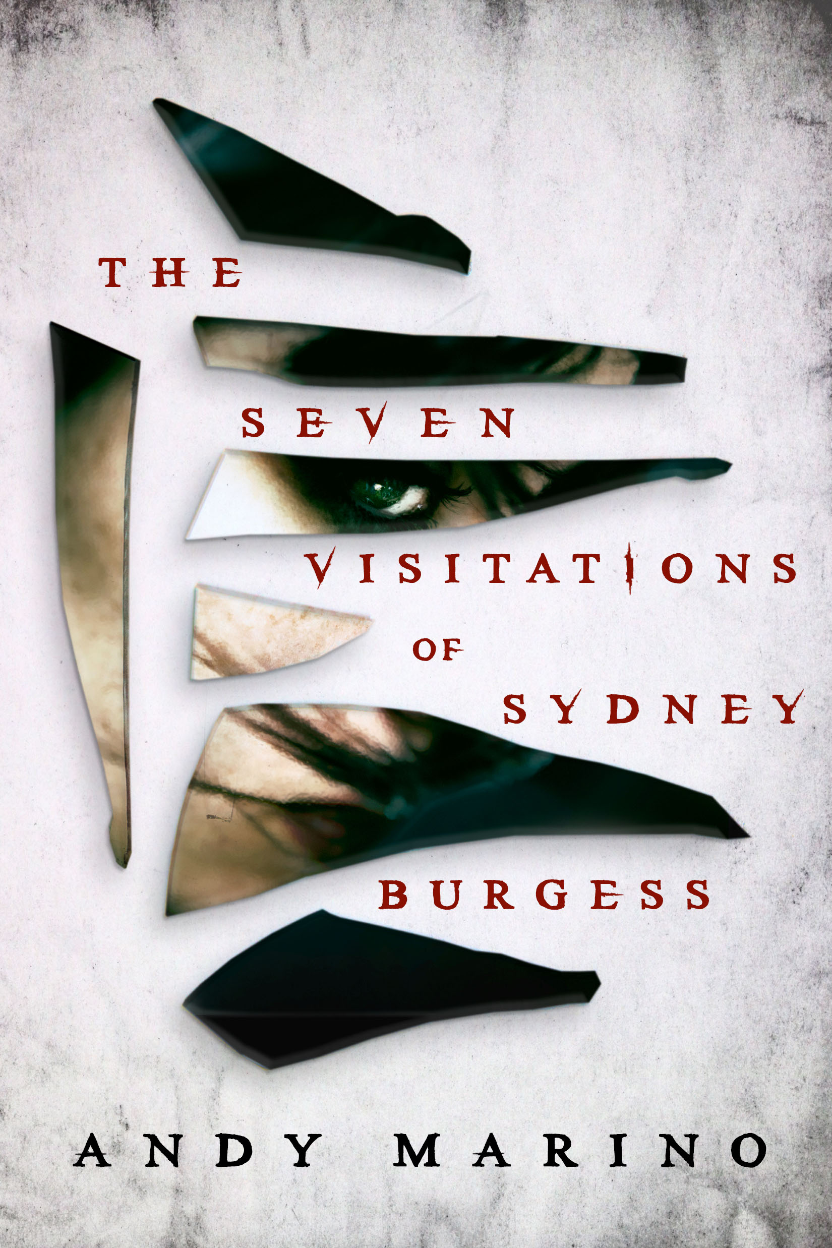 Cover Launch: THE SEVEN VISITATIONS OF SYDNEY BURGESS by Andy Marino