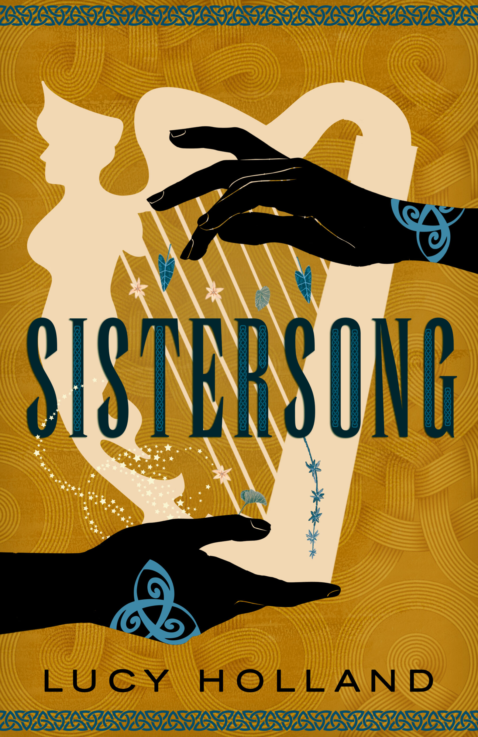 Cover Launch: SISTERSONG by Lucy Holland