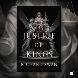 Cover launch: The Justice of Kings