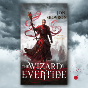 Cover launch: The Wizard of Eventide